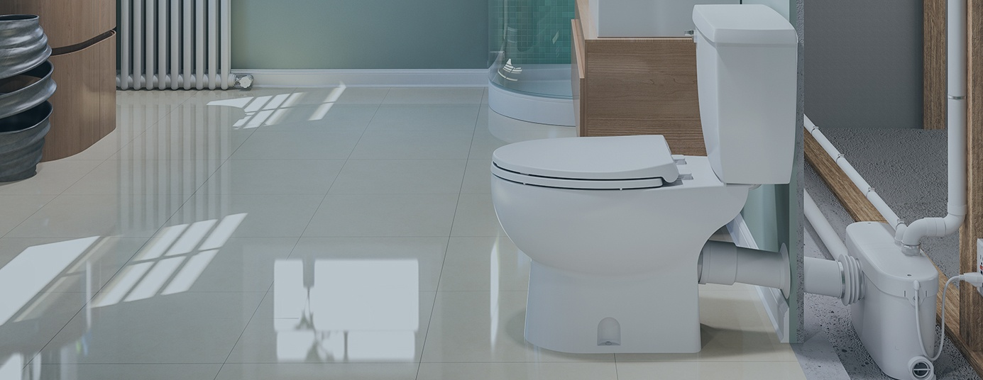 Merveilleux SANIFLO | Bathroom Applications